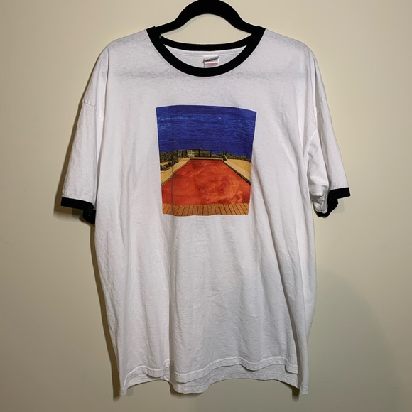 Red Hot Chili Peppers 20th Anniversary Shirt
